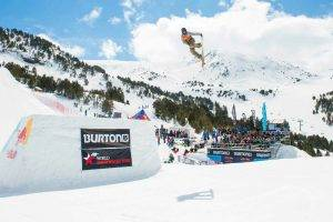 Total Fight Masteres of Freestyle 2015, Grandvalira.