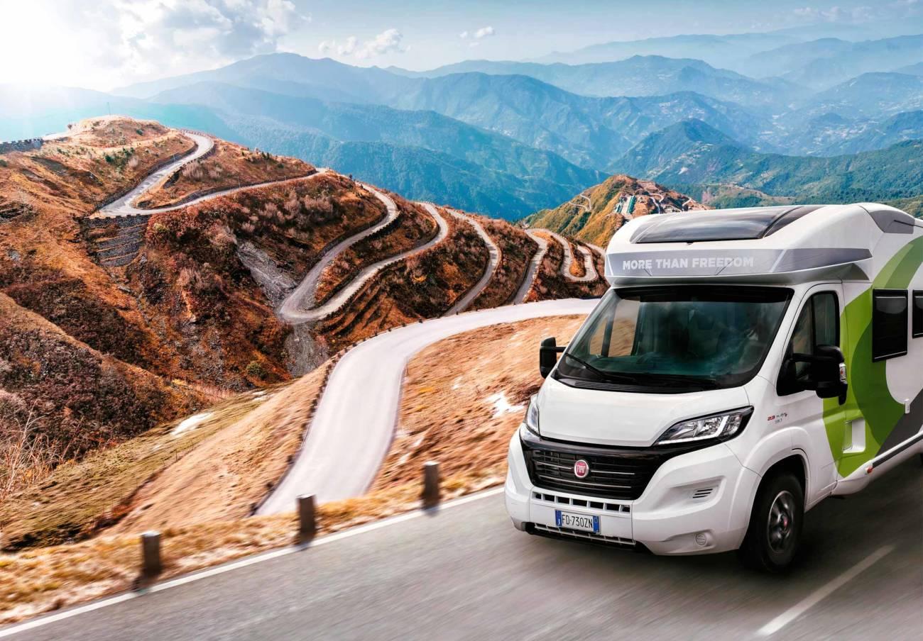 d3b977c05d4 Velocidad máxima para autocaravanas - Autocaravanas